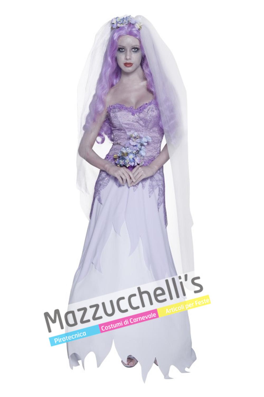 Vestiti Da Sposa Halloween.Costume Sposa Cadavere In Vendita A Samarate Varese Da Mazzucchellis