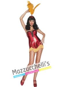 Costume Donna Sexy Trapezista del Circo