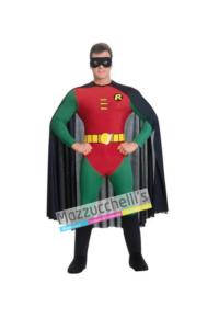 Costume Ufficiale Supereroe Robin - Mazzucchellis