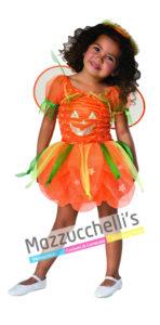 Costume Bambina Dolce Halloween Zucca
