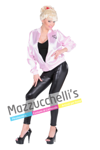 Leggings Aderenti Neri Anni '50 - Mazzucchellis