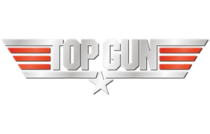 logo costumi film top gun