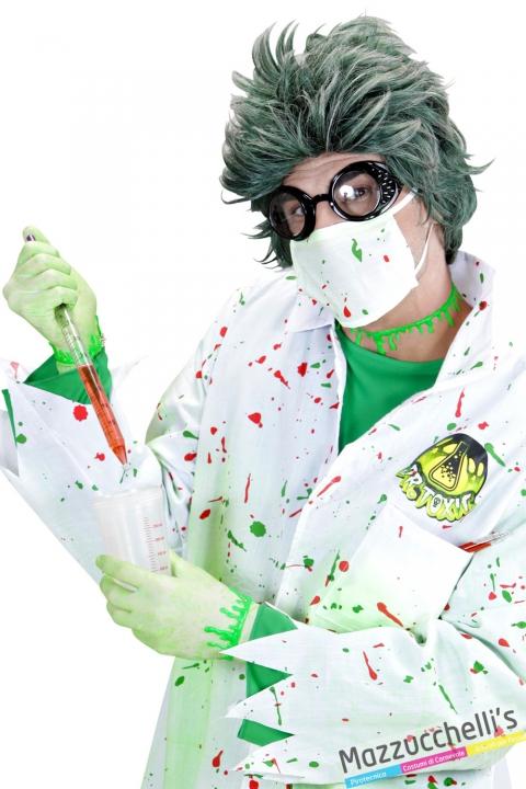 collana verde horror halloween carnevale o altre feste a tema - Mazzucchellis