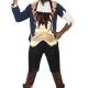 costume bestia horror della fiaba la bella e la bestia carnevale halloween o altre feste a tema - Mazzucchellis
