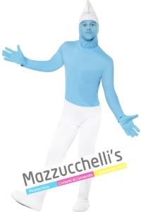 costume cartone puffo - Mazzucchellis