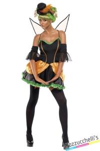 costume farfalla gotica halloween , carnevale o altre feste a tema - Mazzucchellis