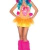 costume lady monster carnevale halloween o altre feste a tema - Mazzucchellis