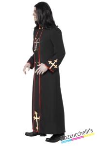 costume ministro della morte horror carnevale halloween o altre feste a tema - Mazzucchellis