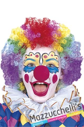 naso rosso clown in spugna