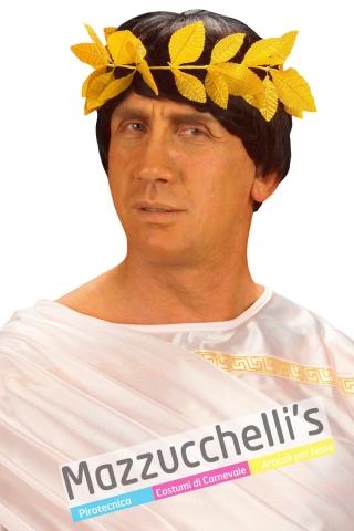 Corona Alloro Oro storico romani - Mazzucchellis