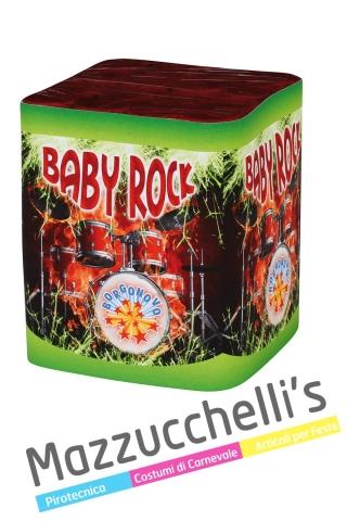 Spettacolo Pirotecnico baby rock - Mazzucchelli's