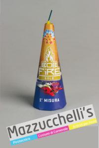 fontana bob fire gold fuochi artificiali - Mazzucchelli's