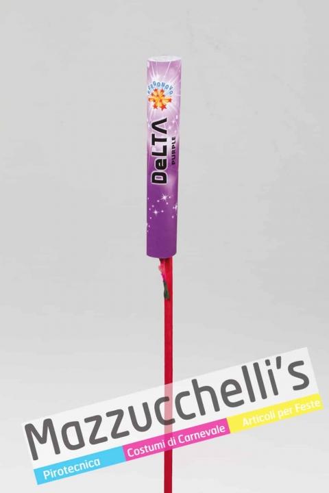 razzi delta fuochi artificiali pirotecnico Mazzucchelli's