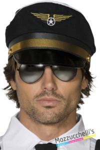 cappello pilota professione mestieri - Mazzucchellis