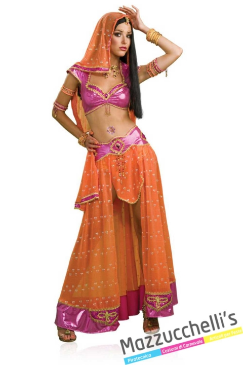 COSTUME-DONNA-SEXY-indiana-d'india-del-film-Bollywood-Beaty-1---Mazzucchellis