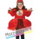 Costume Baby Coccinella - Mazzucchellis