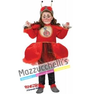 Costume Bambina Coccinella