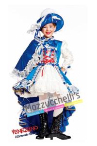 Costume Bambina Moschettiere - Mazzucchellis
