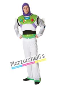Costume Buzz Lightyear di Toy Story – Ufficiale Disney™ - Mazzucchellis