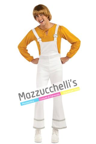 Costume Cantante Abba - Mazzucchellis