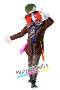 Costume Cappella io Matto di Alice – Ufficiale Disney™ - Mazzucchellis