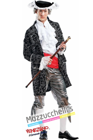Costume Casanova - Mazzucchellis