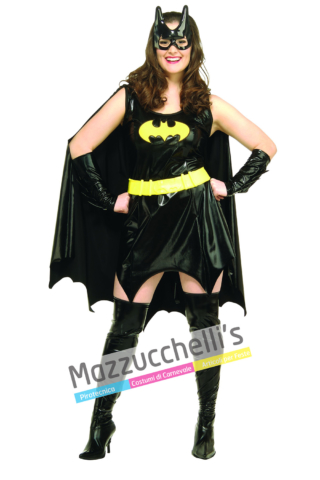 Costume Curvy Ufficiale Batgirl™ - Mazzucchellis