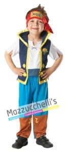 Costume Jack il Pirata - Ufficiale Disney™