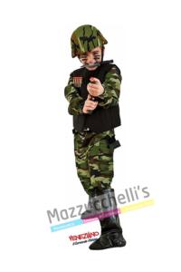Costume Militare Commando - Mazzucchellis