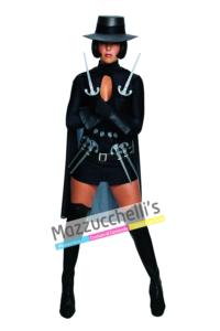 Costume Miss V Per Vendetta - Mazzucchellis
