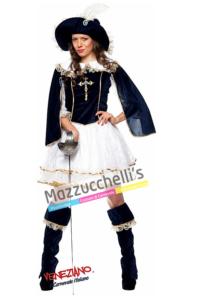 Costume Moschettiere Donna - Mazzucchellis