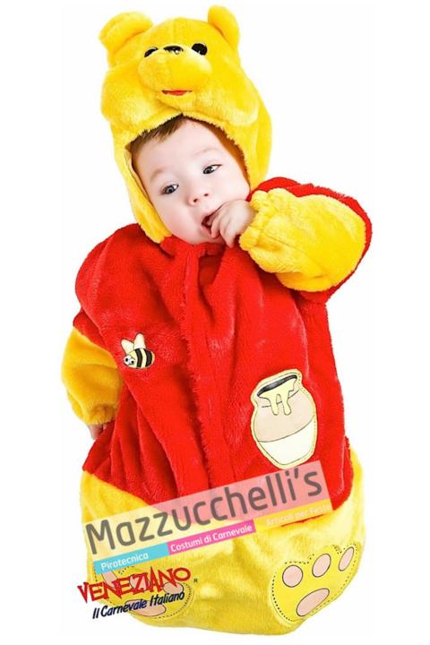 Costume Sacco Winnie The Pooh - Mazzucchellis