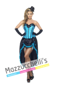 Costume Sexy Burlesque - Mazzucchellis