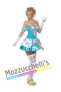Costume Sexy Principessa Cenerentola - Mazzucchellis