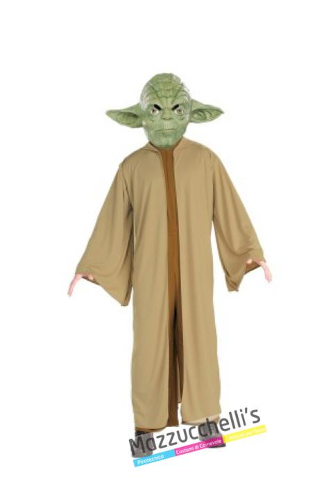 Costume Yoda – Originale Star Wars™ - Mazzucchellis