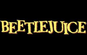 logo costume film beetlejuice