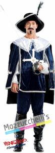 Costume Adulto Moschettiere D'artagnan