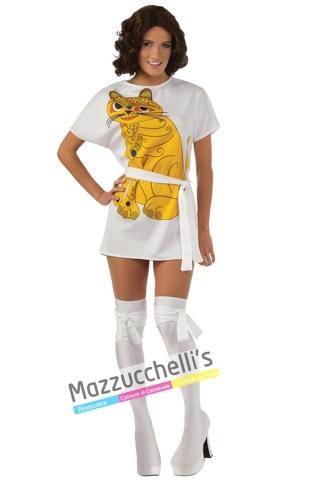 costume abba donna cantante famosa - Mazzucchellis