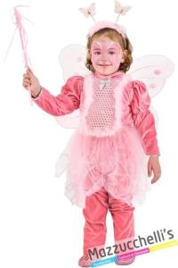 costume-bambina-farfalla-rosa---Mazzucchellis