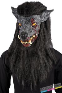 MASCHERA LUPO halloween horror - Mazzucchellis