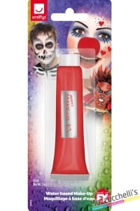 trucco make-up crema rosso horror halloween carnevale - Mazzucchellis