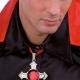 Collana Con Croce vampiro halloween carnevale o altre feste a tema - Mazzucchellis