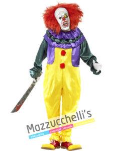 Costume Clown Horror