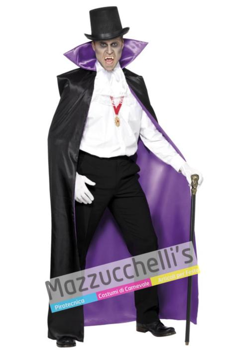 Mantello Viola Vampiro - Mazzucchellis
