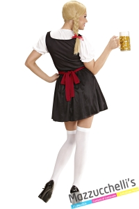 costume bavarese oktoberfest tirolese carnevale - Mazzucchellis 2