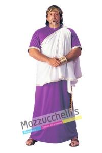 Costume Giulio Cesare Imperatore Romano in vendita a Samarate Varese da MazzucchellisCostume Giulio Cesare I
