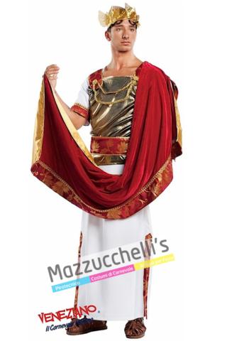 Costume Giulio Cesare - Mazzucchellis