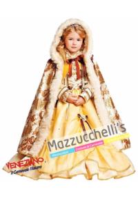 Costume Principessa Bella di La Bella e La Bestia - Mazzucchellis