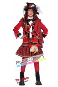 Costume Ragazza Scozzese - Mazzucchellis