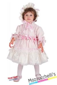 costume-bambina-bambola-dama-nobildonna-bambina---Mazzucchellis